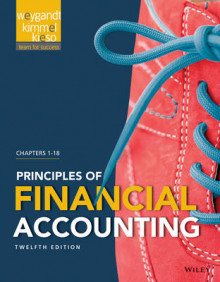 Principles of Financial Accounting: Chapters 1 - 18 av Jerry J Weygandt, Donald E Kieso og Paul D Kimmel (Heftet)