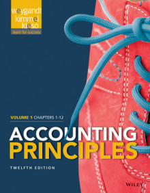 Accounting Principles, Volume 1 av Jerry J Weygandt, Donald E Kieso og Paul D Kimmel (Heftet)