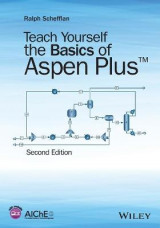 Omslag - Teach Yourself the Basics of Aspen Plus