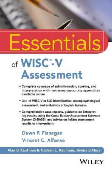 Essentials of Wisc-v Assessment av Dawn P. Flanagan og Vincent C. Alfonso (Heftet)