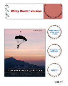 Differential Equations av James R Brannan (Perm)