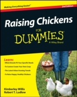 Raising Chickens For Dummies av Kimberly Willis og Robert T. Ludlow (Heftet)