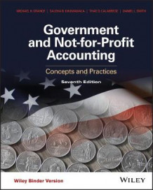 Government and Not-for-Profit Accounting av Michael H. Granof og Saleha B. Khumawala (Heftet)