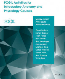 POGIL Activities for Introductory Anatomy and Physiology Courses av Murray Jensen, Anne Loyle, Allison Mattheis og The Pogil Project (Heftet)