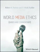 Omslag - World Media Ethics
