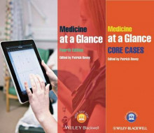 Medicine at a Glance 4th Edition Text and Cases Bundle av Patrick Davey (Heftet)