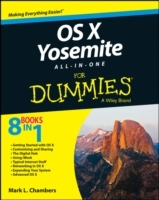 OS X Yosemite All-in-One For Dummies av Mark L. Chambers (Heftet)