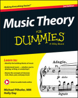 Omslag - Music Theory For Dummies
