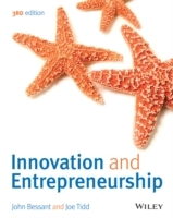 Innovation and Entrepreneurship 3E av John Bessant og Joe Tidd (Heftet)