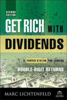 Get Rich with Dividends av Marc Lichtenfeld (Innbundet)