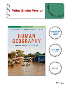 Human Geography: People, Place, and Culture, Eleventh Edition Loose-Leaf Print Companion Tech Update av Erin H Fouberg, Catherine J Nash og Distinguished Professor Harm J De Blij (Perm)