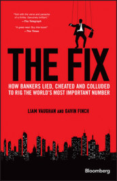 The Fix av Gavin Finch og Liam Vaughan (Innbundet)
