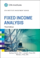 Fixed Income Analysis av Barbara S. Petitt, Jerald E. Pinto, Wendy L. Pirie, Frank J. Fabozzi og CFA Institute (Innbundet)