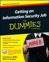 Getting an Information Security Job For Dummies av Lawrence C. Miller og Peter H. Gregory (Heftet)