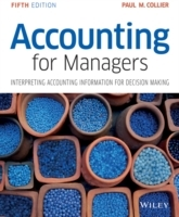 Accounting for Managers av Paul M. Collier (Heftet)