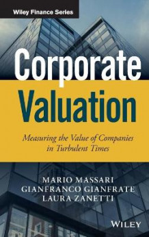 Corporate Valuation av Mario Massari, Gianfranco Gianfrate og Laura Zanetti (Innbundet)