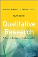 Qualitative Research av Sharan B. Merriam og Elizabeth J. Tisdell (Heftet)