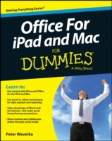 Omslag - Office for iPad and Mac For Dummies
