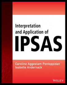 Interpretation and Application of Ipsas av Caroline Aggestam-Pontoppidan og Isabelle Andernack (Heftet)