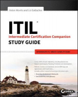 Omslag - ITIL Intermediate Certification Companion Study Guide