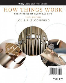 How Things Work, Binder Ready Version av Louis A Bloomfield (Perm)