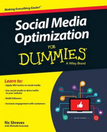 Social Media Optimization for Dummies av Ric Shreves (Heftet)