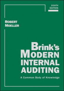 Brink's Modern Internal Auditing av Robert R. Moeller (Innbundet)