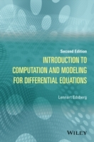 Introduction to Computation and Modeling for Differential Equations av Lennart Edsberg (Innbundet)
