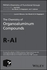 Omslag - The Chemistry of Organoaluminum Compounds