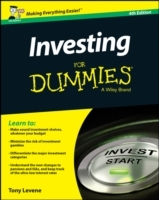 Investing For Dummies av Tony Levene (Heftet)