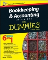 Bookkeeping & Accounting All-in-One For Dummies av Jane E. Kelly (Heftet)