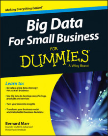 Big Data for Small Business for Dummies av Bernard Marr (Heftet)