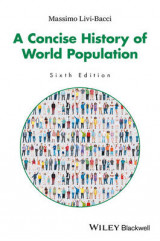 Omslag - A Concise History of World Population
