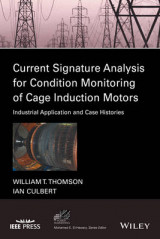 Omslag - Current Signature Analysis for Condition Monitoring of Cage Induction Motors