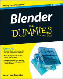 Blender for Dummies, 3rd Edition av Jason Van Gumster (Heftet)