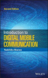 Omslag - Introduction to Digital Mobile Communication