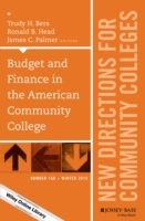 Budget and Finance in the American Community College: New Directions for Community Colleges Number 168 av Trudy H. Bers, Ronald B. Head og James C. Palmer (Heftet)