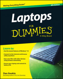 Laptops For Dummies av Dan Gookin (Heftet)