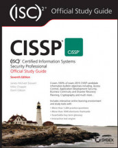 CISSP (ISC)2 Certified Information Systems Security Professional Official Study Guide av Mike Chapple, Darril Gibson og James Michael Stewart (Heftet)