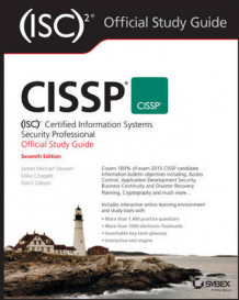 CISSP (ISC)2 Certified Information Systems Security Professional Official Study Guide av James M. Stewart, Mike Chapple og Darril Gibson (Heftet)