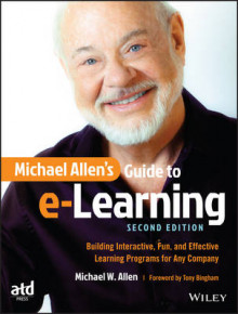 Michael Allen's Guide to E-Learning av Michael W. Allen (Heftet)