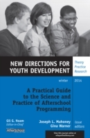 A Practical Guide to the Science and Practice of Afterschool Programming: Number 144 av YD (Heftet)