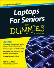 Laptops For Seniors For Dummies av Nancy C. Muir (Heftet)