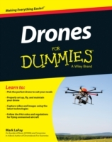 Drones for Dummies av Mark LaFay (Heftet)