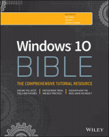 Omslag - Windows 10 Bible