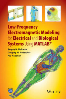Low-Frequency Electromagnetic Modeling for Electrical and Biological Systems Using MATLAB av Sergey N. Makarov, Gregory M. Noetscher og Ara Nazarian (Innbundet)