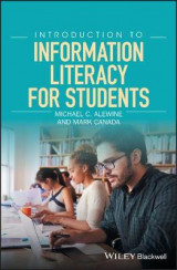 Omslag - Introduction to Information Literacy for Students
