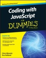 Coding with JavaScript for Dummies av Chris Minnick, Eva Holland og Nikhil Abraham (Heftet)