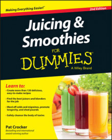 Juicing & Smoothies For Dummies av Pat Crocker (Heftet)