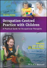Omslag - Occupation-Centred Practice with Children